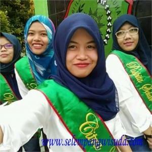 selempang wisuda Banjarnegara